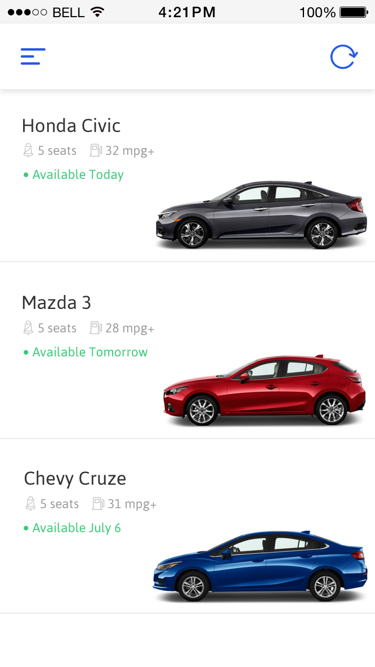 Carma Monthly Car Subscription